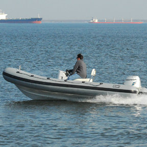 Liya 5.2m Cheap Rib Boat Rigid Inflatable Boat with Motor for Sale pictures & photos