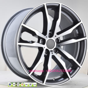 R20*9j/10/11j 5*120 Germany Car Wheels BMW Replica Alloy Wheels pictures & photos