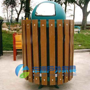 2015 High Quality Cheap Outdoor Environment PE Trash Can (FY-149G)