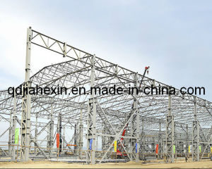 Hot Dipped Galvanized Steel Structure Workshop pictures & photos