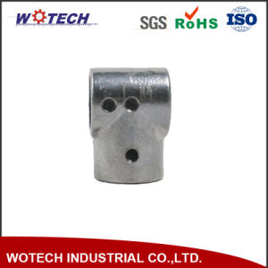 Customized Sand Casting Aluminum Pipe Fittings for Industrial pictures & photos