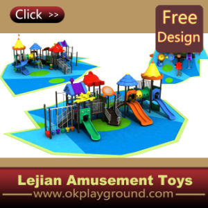 CE Ocean Park Outdoor Plastic Playground (X1280-9) pictures & photos