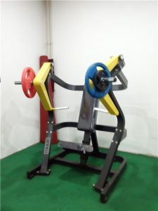 Plate Loaded Gym Equipment Names Decline Chest Press (FW05) pictures & photos