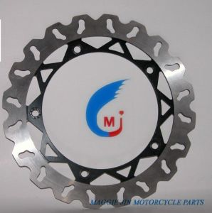 Motorcycle Parts Floating Motor Brake Disc of Good Quality pictures & photos