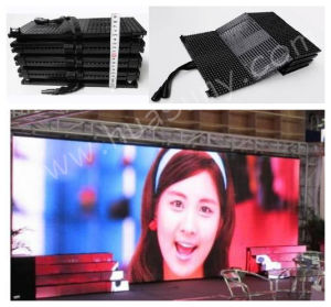 Foldable Curved Full Color LED Display Screen, LED Screen, Flexible LED Sign pictures & photos