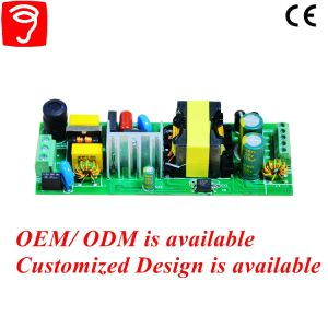30-46W 0-10V Dimmable LED Power Supply with Ce QS1204 pictures & photos
