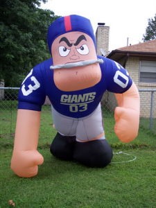 Inflatable Player Model /Inflatable Cartoon (XZ-CA-008)