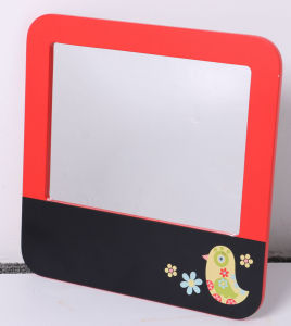 Wooden Message Board with Mirror for Kids Decoration pictures & photos