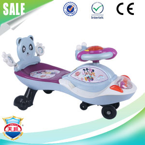 China Children Toys Car Kids Plasma Car with Musics pictures & photos