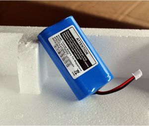 18650 2200mAh 7.4V Rechargeable Li-ion Lithium Battery Pack