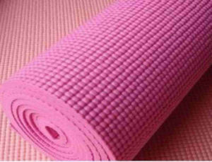 Colorful PVC Yoga Mat. Professional Manufacturer Yoga Mats pictures & photos