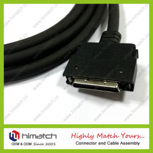 SCSI Mdr Hpcn 50pin Cable Connector pictures & photos