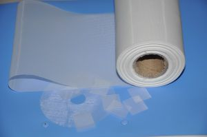 Heat-Slit Mesh Ribbons for Liquid Filtration pictures & photos