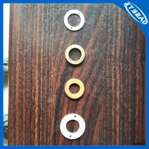 Copper Aluminum Washer Gasket Factory Price with Hole pictures & photos