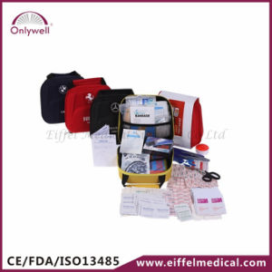 Medical Travel Camping Road Trip Sports First Aid Kit pictures & photos