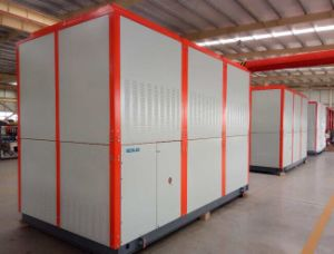 480kw Cooling Capacity Industrial Integrated Evaporative Cooled Water Chiller for Dichloromethane Cooling pictures & photos