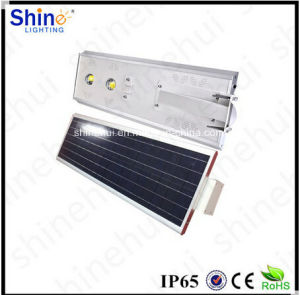 6000 Lumen Solar Street Lights with 7-9m Pole pictures & photos