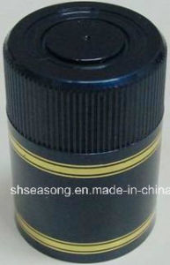Plastic Lid / Wine Bottle Cap / Bottle Cover (SS4102-3) pictures & photos