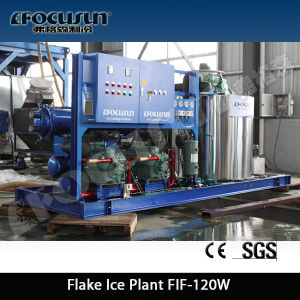 2015 Latest Technology Industrial Flake Ice Plant pictures & photos