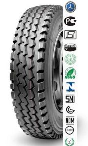 Radial Truck Tyres with ECE, DOT, Inmetro, SNI Certificate pictures & photos