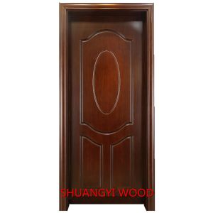 China Made MDF Wooden Door pictures & photos