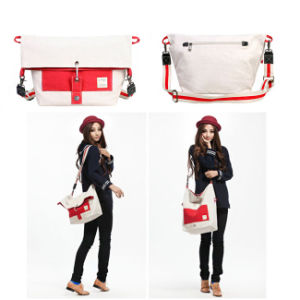2015 Eco-Friendly Fashion Canvas Bag Shoulder Bag pictures & photos
