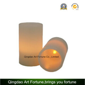 Outdoor Use Flameless LED Pillar Candle pictures & photos
