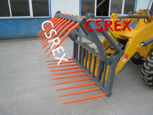 CE Compact Pitch-Fork Loader with Custom Attachments pictures & photos