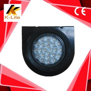 Round E-MARK Truck Trailer LED Lamp pictures & photos
