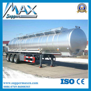 Utility Heat Preservation System Tank Semi Trailer pictures & photos