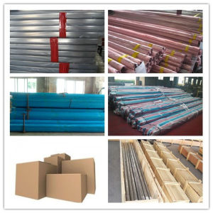 Short Square Type Stainless Steel Tubes pictures & photos