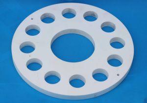 Alumina Ceramics Flange 95% Al2O3 99.5% Al2O3