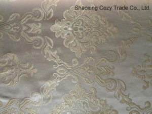 Small MOQ Cheap Jacquard Fabric for Curtain pictures & photos