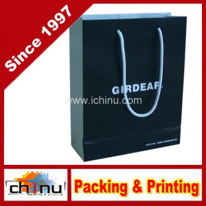 Art Paper / White Paper 4 Color Printed Bag (2251) pictures & photos