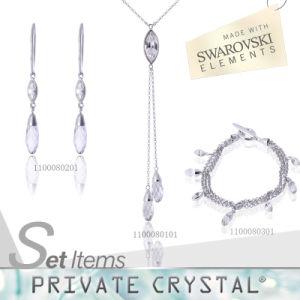 Jewelry Fashion Gift Set Made with Swarovski Elements (110008)