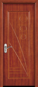 Wood Door (CL-2037) pictures & photos