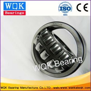 Wqk Bearing 22312e Spherical Roller Bearing with Steel Cage pictures & photos