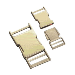Zinc Alloy Nickel or Chrome Plated Belt Metal Buckle Model Dp-W1001 pictures & photos
