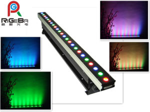 RGB 24X3w Indoor Stage Light LED Bar Strip Wall Washer Light pictures & photos