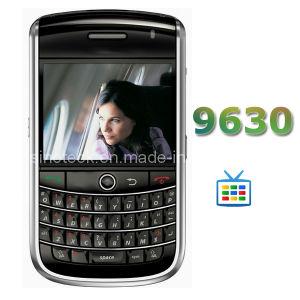 9630 Quad Band GSM Dual SIM TV Qwerty Mobile Phone