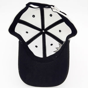 New British Style 3D Embroidered Adjustable Baseball Cap (LW007-C) pictures & photos