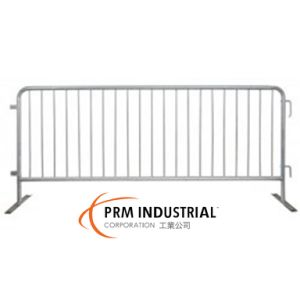8′ Crowdmaster Barricade Flat Feet Galvanized Steel Barricade pictures & photos
