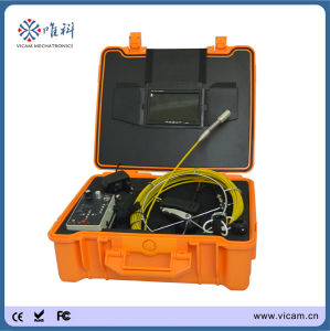 65ft Waterproof Drainage Underwater Pipe Inspection Camera pictures & photos