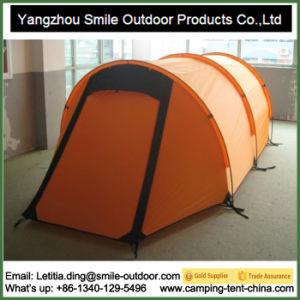 Large Family Tunnel 12 Person Camouflage Camping Tent pictures & photos