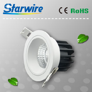 Cl12-B03 High Lumen Dimmable 12W COB LED Downlight pictures & photos