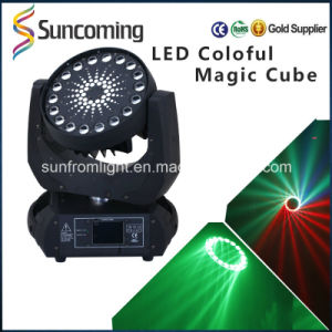 Patented Design RGBW RGBW 4in1 Disco100W Beam LED Moving Head pictures & photos