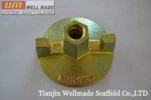 Concrete Forming Metal Forms 2-Wing Casting Anchor Nut pictures & photos