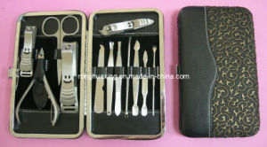 RMS914 12PCS High Quality Nail Manicure Set pictures & photos