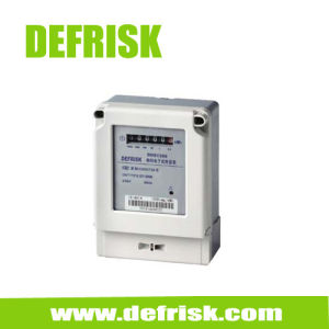 Single Phase Electronic Meter, Electrical Meter, Energy Meter, Professional Meter Supplier