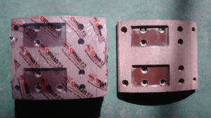 Anhui Hualing Brake Lining pictures & photos